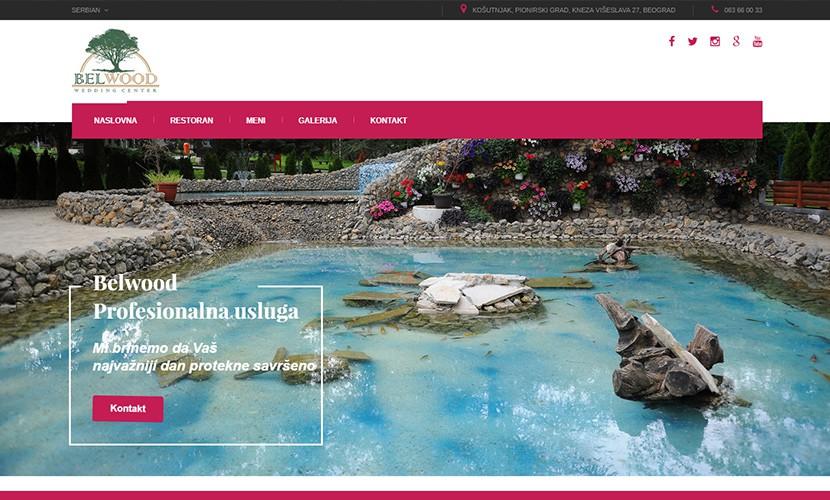 belwood Izrada sajta